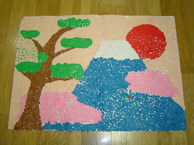 すべての折り紙 折り紙桜の作り方 : レクリエーションで使ったもの ...